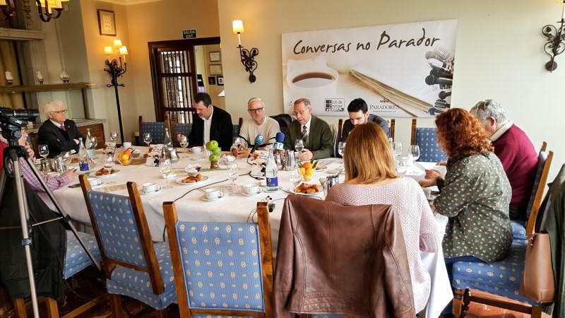 Conversas no Parador · 20 abril 2016