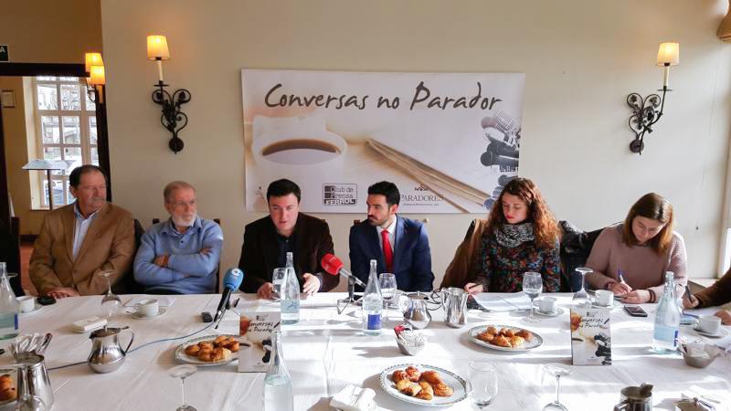 Conversas no Parador · 18 mayo 2016