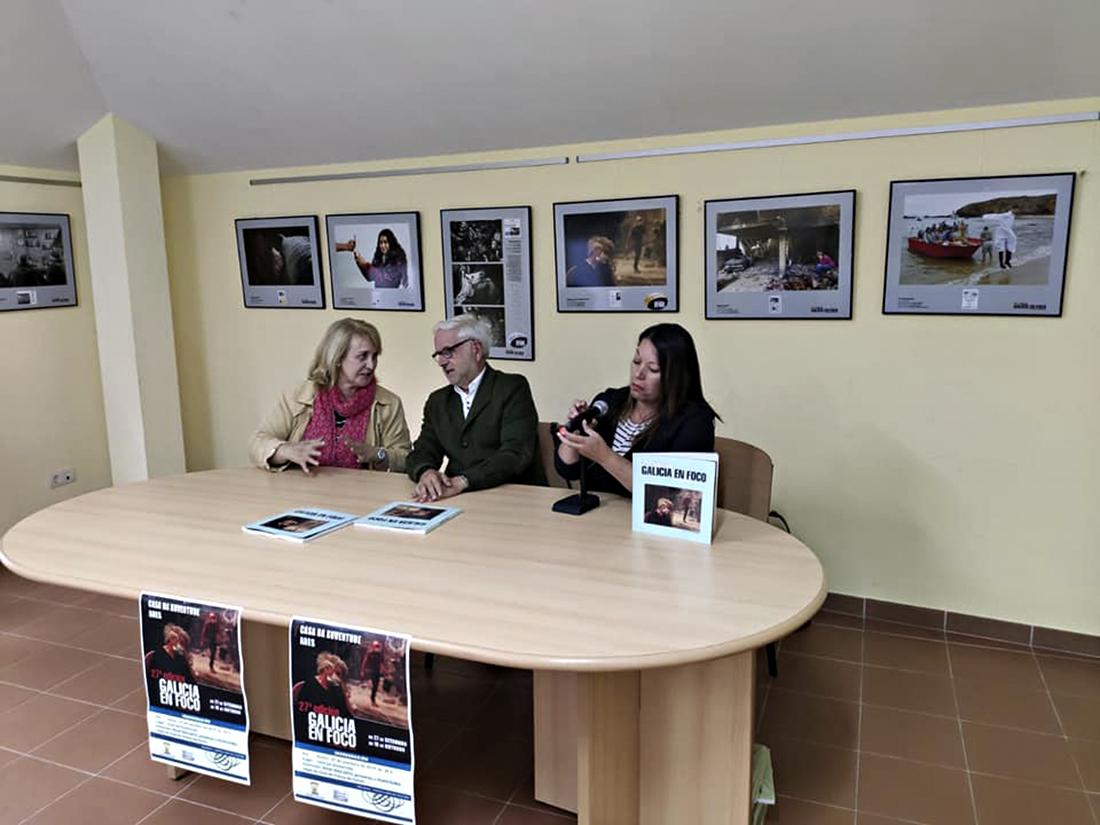 Galicia en Foco Casa da Xuventude de Ares