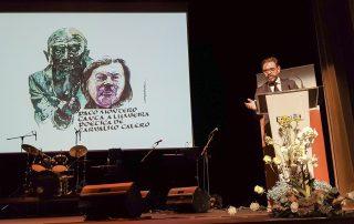 Ángel Mato. Alcalde de Ferrol
