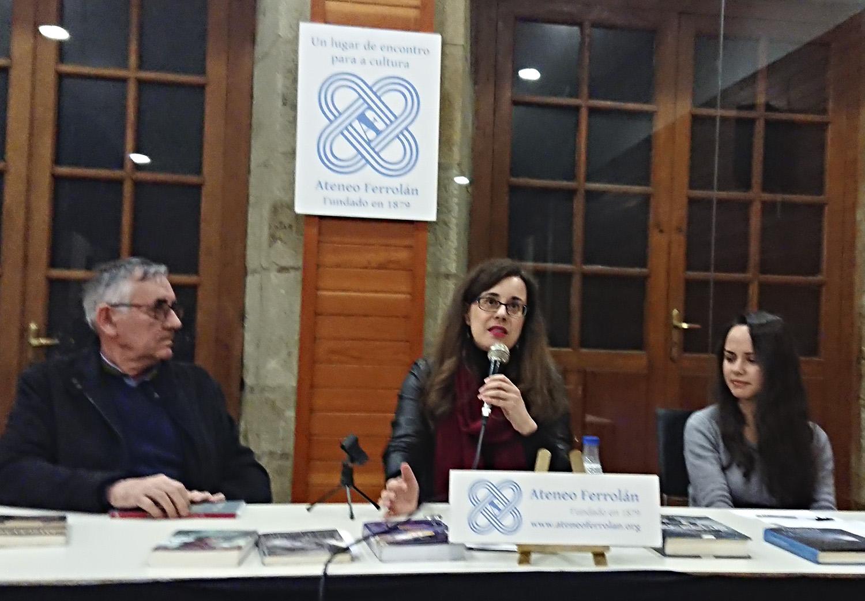 Encontros Bercianos Ateneo Ferrolan