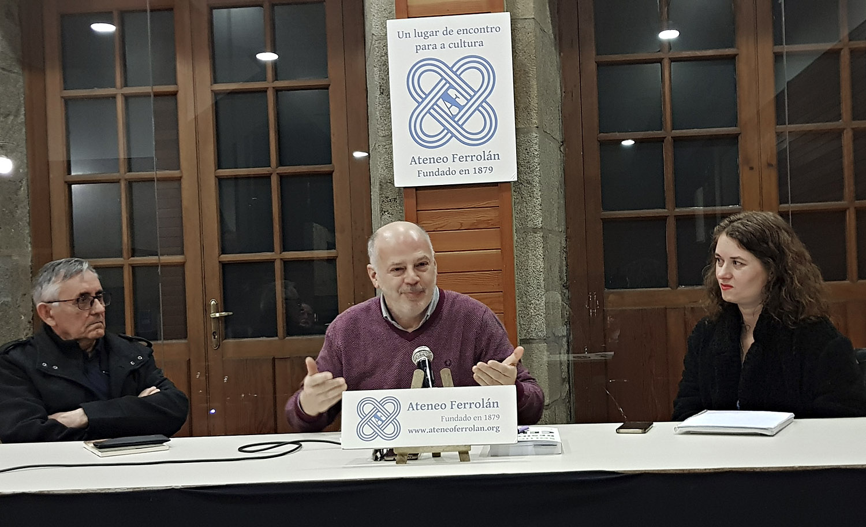 Encontros Bercianos en Ferrol