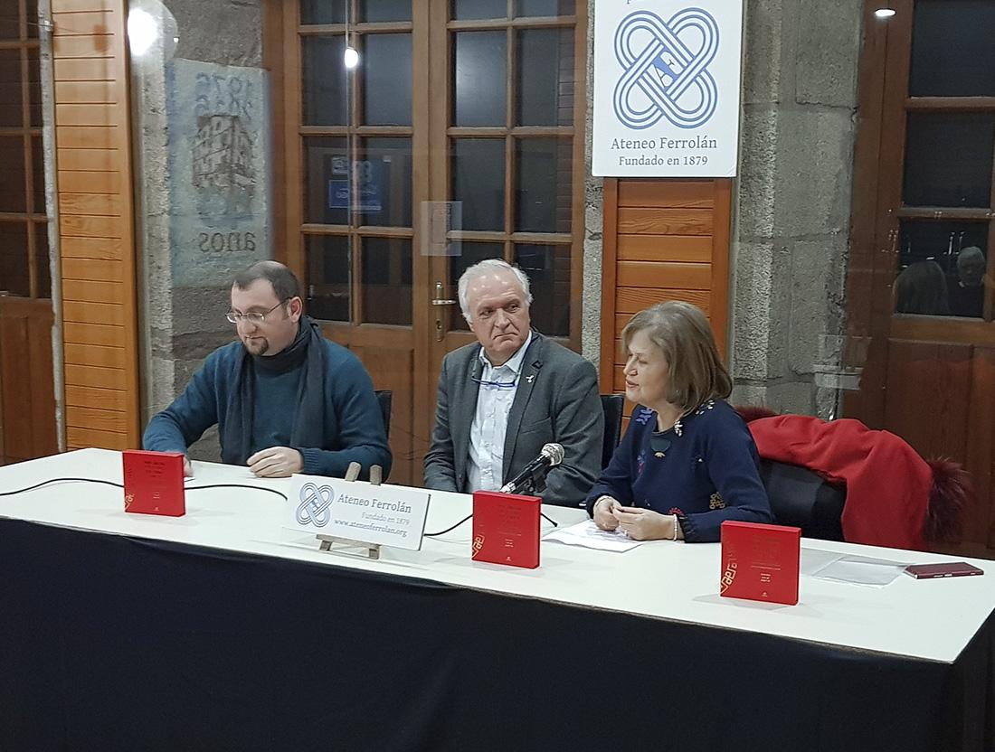 Presentación Xulio Rios 2019