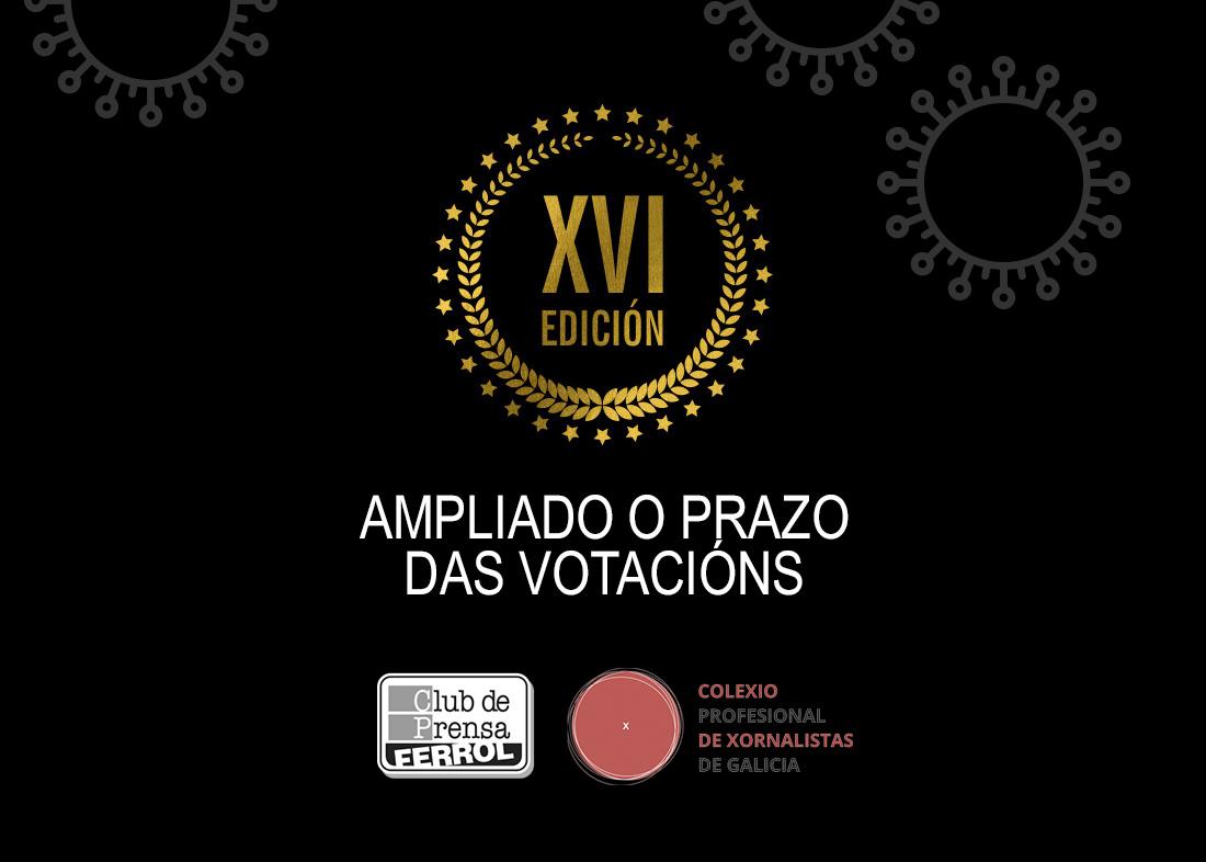 XVI Premio Jose Couso Plazo Ampliado