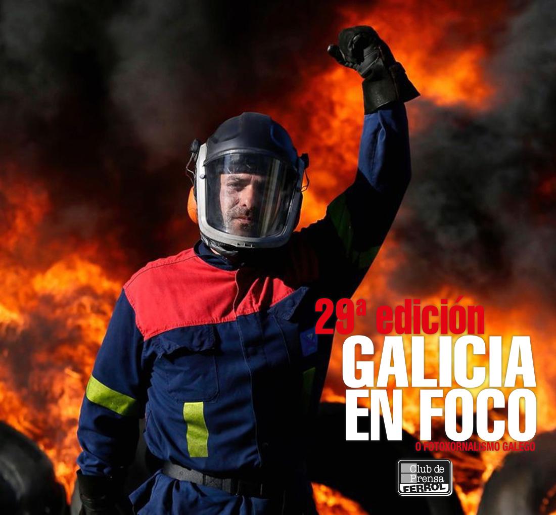 Galicia En Foco 29 Ed- Angel Manso