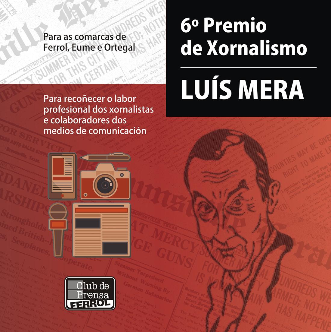 VI Premio Luis Mera