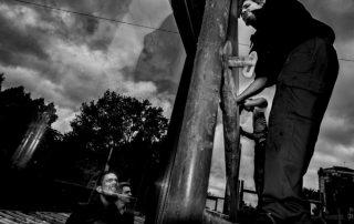 A clase traballadora que fai posible as Festas de San Froilán - 1