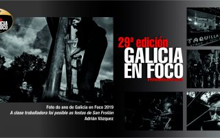 Flyer Galicia en Foco 29 Ed