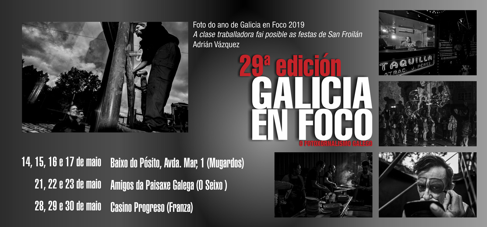 Itinerancia Galicia en Foco 2021