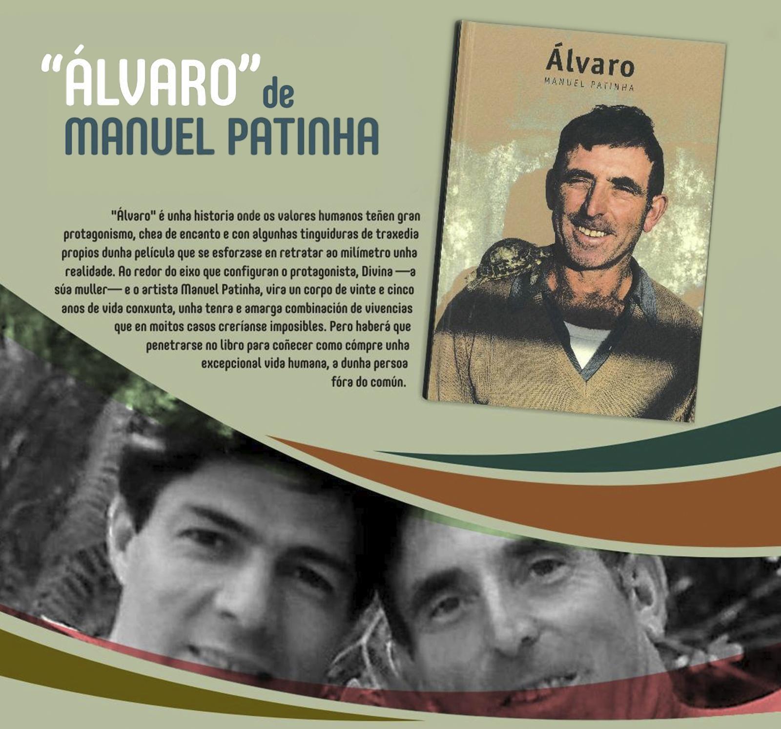Presentación de Álvaro, Libro de Manuel Patinha 2019