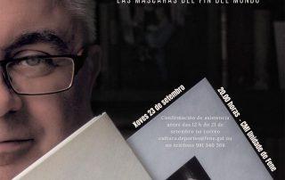 Cartaz Ramón Loureiro