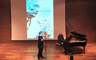 Grupo Augalevada interpretando temas do libro-disco #Cantando a CarvalhoCalero